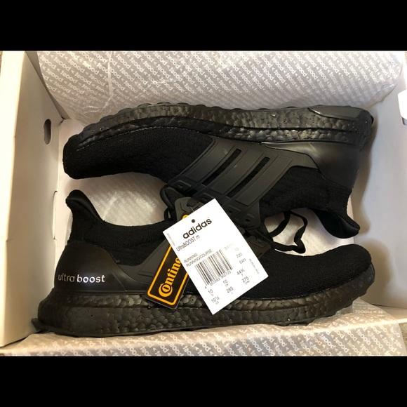 Adidas De Ultra Impulso Tamaño Negro De Triple 10.5 KlaFYqNxfQ